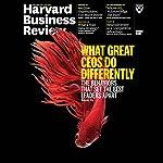 Harvard Business Review, May–June 2017 | Harvard Business Review