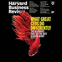 Harvard Business Review, May–June 2017 Periodical by Harvard Business Review Narrated by Todd Mundt