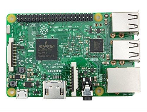RASPBERRY PI Raspberry PI 3 Model B MINI ARM 1200 MHz SOC , VideoCore IV
