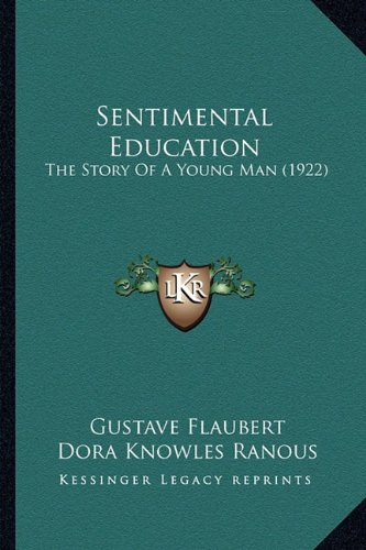 Sentimental Education: The Story of a Young Man (1922)