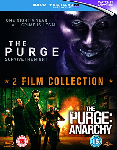 PURGE/THE PURGE:ANARCHY