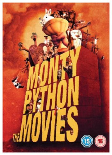 Monty Python - The Movies (6 Disc Box Set) [DVD]