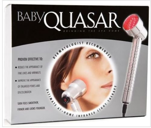Baby Quasar Photorejuvenation Light Therapy with Free Shipping