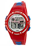 Amazon.co.jp多機能スポーツウォッチ ゴルフに テニスに 登山に 腕時計 ウォーキング ジョギング ランニング 防水30m ガールズ ボーイズ 子供用腕時計