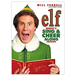 ELF Buddy's Sing & Cheer Along Ed.