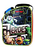 Toy Story Heroes in Training Lunch Bag, 9-1/2x7-1/2x 3-1/2-Inch