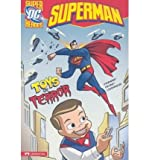 img - for [ SUPERMAN TOYS OF TERROR (DC SUPER HEROES (QUALITY)) ] By Everheart, Chris ( Author) 2009 [ Paperback ] book / textbook / text book