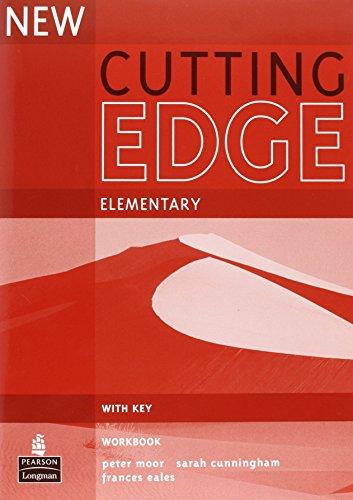New Cutting Edge. Elementary. Workbook With Key