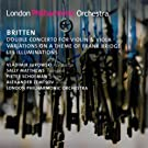 Britten: Double Concerto for Violin & Viola / Bridge Variations / Les Illuminations