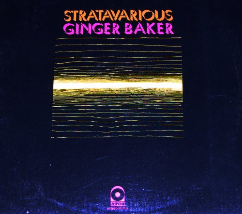 Stratavarious by Ginger Baker