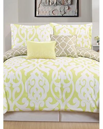 Duck River Aubry 11-Piece Reversible Oversize Comforter Set
