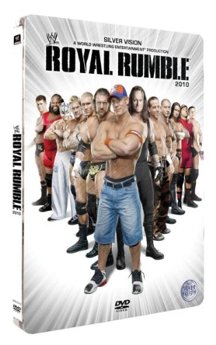 WWE - Royal Rumble 2010 - Steelbook