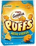 Pepperidge Farm Goldfish Puffs, Mega Cheese, 7 Ounce