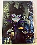 NEW Disney WonderGround Gallery Maleficent Enthroned Jasmine Becket-Griffith POSTCARD
