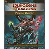 Prince of Undeath: Adventure E3 for 4th Edition Dungeons & Dragonspar Bruce R. Cordell