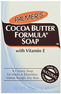 Palmer's Cocoa Butter Formula Cream Soap with Vitamin E, 3.5-Ounce Bars (Pack of 12)