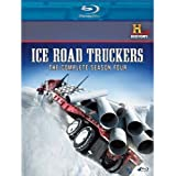 Ice Road Truckers: The Complete Season Four [Blu-ray]