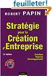 Strat�gie pour la Cr�ation d'Entrepri...