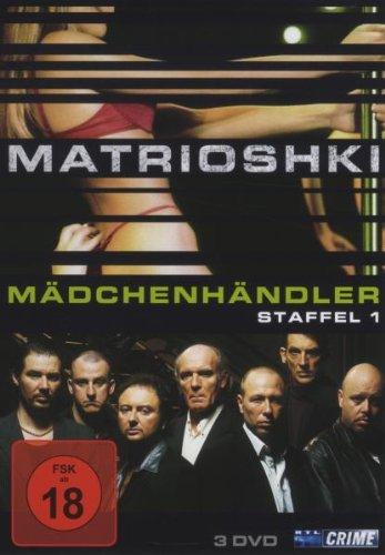 Matrioshki - Mädchenhändler - Staffel 1 [Alemania] [DVD]