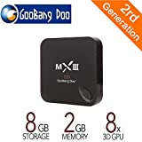 GooBang Doo MXIII Android 4.4 Quad Core Streaming Media Player with KODI XBMC