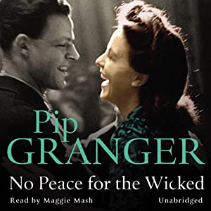 No Peace for the Wicked Audiobook
