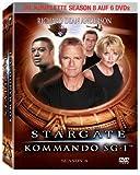 DVD STARGATE: SG. 1 - SEASON 8