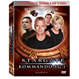 Stargate Kommando SG-1 - Season 8 (6 DVDs)von &#34;Richard Dean Anderson&#34;