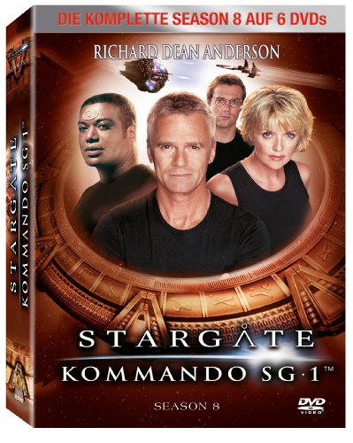 Stargate Kommando SG-1 - Season 8 (6 DVDs)