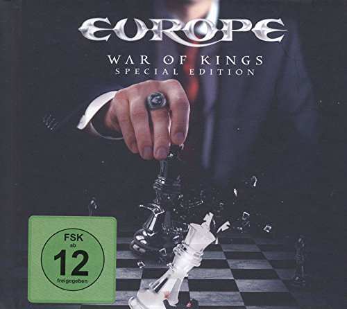 War of Kings (Special Edition)(CD/DVD) by Europe (2016-05-04)
