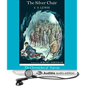 The silver chair the chronicles of narnia unabridged audible audio