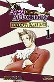 Kenji Kuroda Miles Edgeworth: Ace Attorney Investigations 1