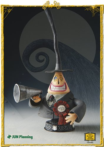 Nightmare Before Christmas - Mini Bust s.1: Mayor - 1