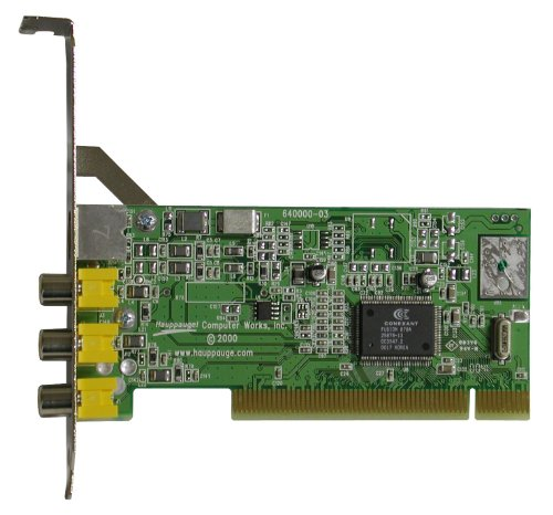 Hauppauge  Impact VCB/PCI Composite AV Input card