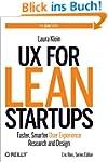 UX for Lean Startups: Faster, Smarter...