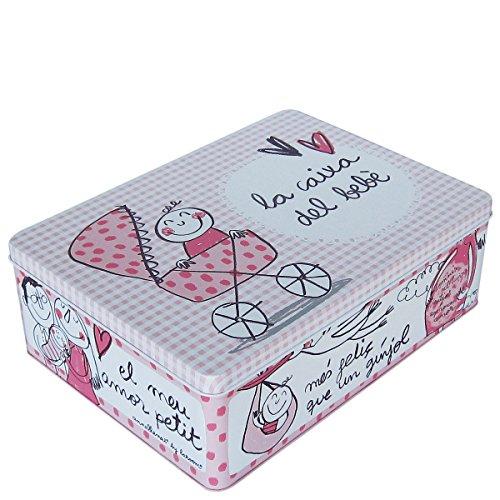 laroom-13397-metal-box-la-caixa-of-bebe-pink-pink