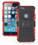 Best iPhone 6 Cases, [Heavy Duty] Red...