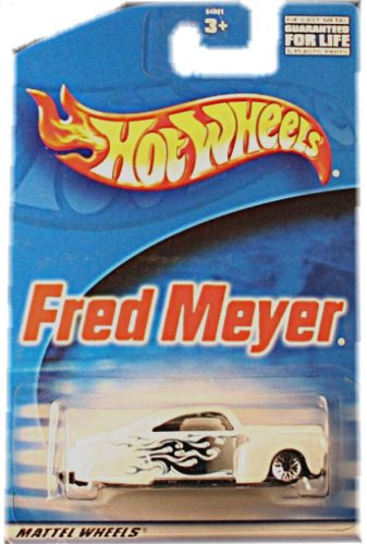 Hot Wheels 1997 Dragger 2000 Fred Meyer Exclusive 1:65 Die-Cast Collector Car