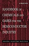 img - for Handbook of Chemicals & Gases for the Semi- Conductor Industry by Ashutosh Misra (2002-03-03) book / textbook / text book