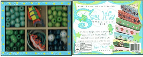 Bead Bazaar Ocean Adventure Mini Bead Box
