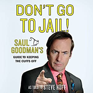 Don't Go to Jail! Audiobook