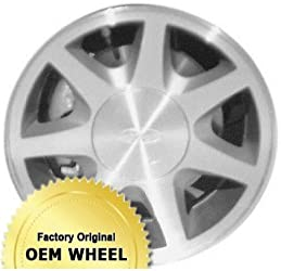 FORD CONTOUR 15×6 7 SPOKE Factory Oem Wheel Rim- MACHINED FACE GREY – Remanufactured
