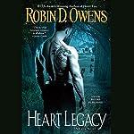 Heart Legacy: Celta, Book 14   Robin D. Owens