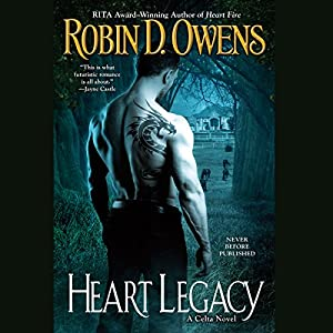 Heart Legacy Audiobook