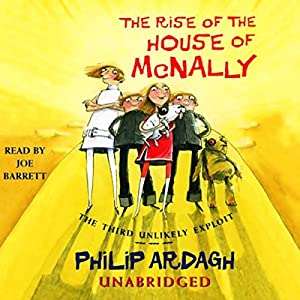 The Rise of the House of McNally Audiobook