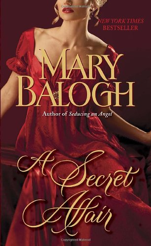 A Secret Affair - Mary Balogh