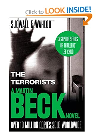 The Terrorists (The Martin Beck series, Book 10) - Maj Sjowall
