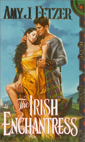 Image for The Irish Enchantress (Zebra Historical Romance S.)