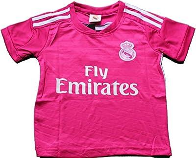 2014/2015 Real Madrid Cf Away Cristiano Ronaldo 7 Football Soccer Kids Jersey