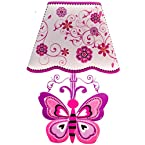 Butterflies™ Mini Wall Toy Lamp