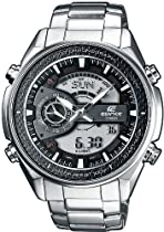 Casio Edifice Digital Watch for Him Speed indicator